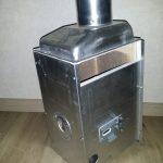 Камера сгорания для котла Дэу
