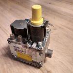 Газовый клапан Siemens VGU54.A1109