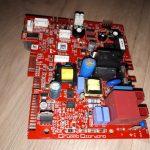 20050977 Плата управления MP 09 для газового котла Beretta Ciao 24 CSI/CAI D ( с дисплеем)