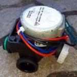 Трехходовой клапан Daewoo с электроприводом для моделей MSC